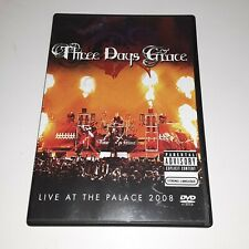 Three Days Grace Live At The Palace 2008 DVD Concert Film with Behind the Scenes