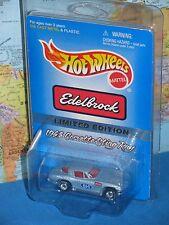 HOT WHEELS 1963 CORVETTE STING RAY EDELBROCK #16815 LIMITED EDITION *BRAND NEW*