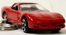 Keychain corvette model key chain fob c5 1997 1998 1999 2000 2001 2002 2003 2004