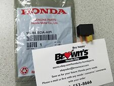 NEW GENUINE HONDA / ACURA A/C 4 PRONG RELAY (MITSUBA) 39794-SDA-A05