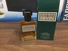 DEVIN ARAMIS 3.7 FL.oz 110 ML Eau De Cologne Spray classic ORIGINAL FORMULA new