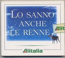 ALITALIA TELECOM Christmas Melodies compilation CD 18 track sealed