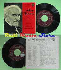 LP 45 7'' ARTURO TOSCANINI Wagner LOHENGRIN italy RCA A72R-0004 no cd mc dvd