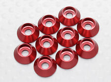 9171000200 rondelle coniche  Sockethead Washer Anodised Aluminum M3 (Red)