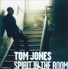 Spirit in the Room by Tom Jones (CD, May-2012, Island (Label))