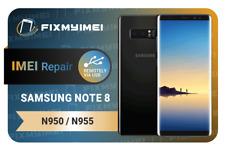 INSTANT Remote IMEI Repair Samsung Galaxy Note 8
