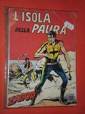 ZAGOR- NO ZENITH- N°11 -a-originale DA LIRE 200 -1971**NOME ROSSO-GALLIENO FERRI