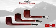 PFEIFE PIPES PIPE LUBINSKI CANADESE CANADIAN SUNRISE SCURA LUCIDA A343A