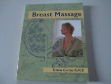 BREAST MASSAGE-DEBRA CURTIES -PAPERBACK BOOK