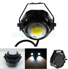 1X Bright 20W Motorcycle Car Offroad SUV LED Headlight Fog Spot Work Light Lamp