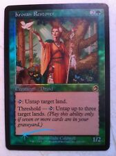 Krosan Restorer Foil - Torment - Magic: The Gathering - MTG - VG/NM