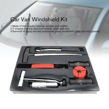 7pc Professional Windshield Removal Automotive Wind Glass Remover Tool Kits