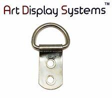 Ads 2 Hole Heavy Duty Zp D-Ring Hanger – No Screws – 50 Pack