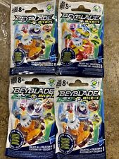 New Beyblade Micros Lot Of 4 Series 2 And 3
