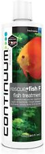 CONTINUUM RESCUE FISH F for the treatment of Freshwater Aquarium Fish 250 ml
