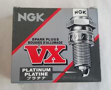 4 PACK NGK D9EVX SPARK PLUGS / 2834 / DUCATI / SUZUKI / KAWASAKI / MOTORCYCLE
