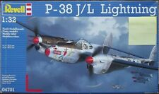 """Revell 04701 Lockheed P-38 J/L """"Lightning"""" 1:32 NEU!"""