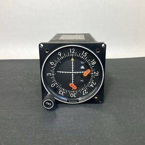 Collins IND-351 GPS / VOR / LOC / Glideslope Indicator