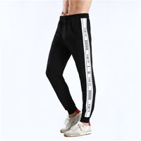 Herren Jogginghose Fitness Quick Dry Pants Workout Jogger Sport Lange Hose