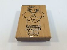 D.O.T.S. Dots Rubber Stamp Large Miss June - Victoria S160