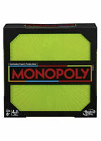 New Monopoly Neon Pop family board games fun playing party friends Fast Shipping