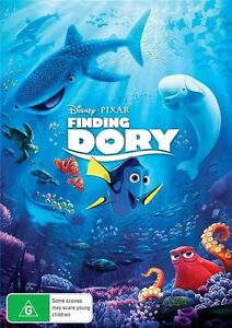 Finding Dory (DVD, 2016), NEW SEALED AUSTRALIAN RELEASE REGION 4
