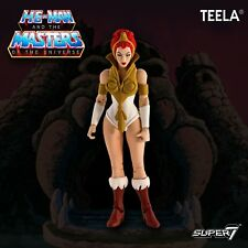 """Super7 Masters Of The Universe Teela 7"""" Collectible Figure"""