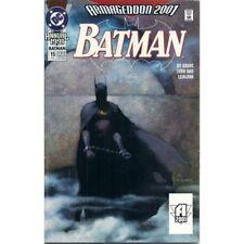Batman Annual 1991 #15 DC Detective Comics Armageddon 2001 comic books rare