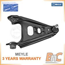 2x FRONT TRACK CONTROL ARM SMART FORTWO COUPE 451 FORTWO CABRIO 451 MEYLE OEM HD