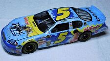2006 Rcca 1:24 Kyle Busch 5 Ice Age 2 Autographed Chevy Monte Carlo #203/288