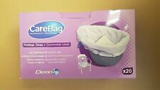 Care Bags Hygienic Commode Liners Eliminate Odours Box of 20