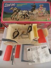 Barbie Hochzeitskutsche 5439 Mattel in OVP von 1982 (1419)