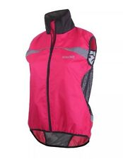 Proviz Gilet High Visibility Reflective Cycling Vest - Orange - Women's Large