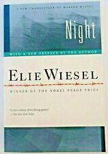 Night by Elie Wiesel, Winner of Nobel Peace Prize (2006,PB) NEW, Free Shipping