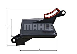 MAHLE Automatic Trans Hydraulic Filter For OPEL VOLVO Signum Vectra C 703304