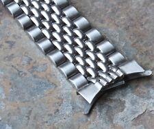 Beads of Rice 22mm vintage watch bracelet for Navitimer or 42mm Super Compressor