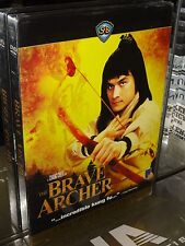 The Brave Archer (DVD) Cheh Chang, Fu Sheng, Chan Shen, Shaw Brothers! NEW!