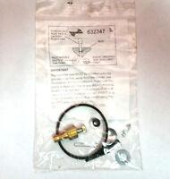 Tecumseh 632347 Carburetor Repair Kit OEM 8-10HP HM70 HM80 HM90 HMSK HH100 HHM80