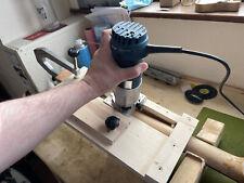 More details for guitar neck spline jig #luthier #stewmac
