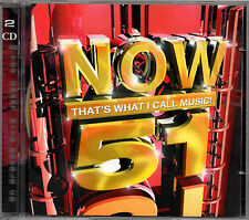 NOW THAT'S WHAT I CALL MUSIC 51 - 2002 UK TWIN CD Album        *FREE UK POSTAGE*