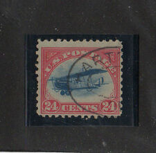 SCOTT # C 3 Airmail CURTIS JENNY United States Used/Cancelled Single LH Stamp