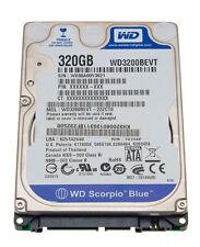 "Notebook Festplatte / HDD Dell Latitude D830 Serie 2,5"" 320 GB SATA II"