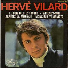 HERVE VILARD MONSIEUR YAMAMOTO FRENCH ORIG EP JACQUES DENJEAN