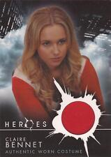 """Heroes Volume 1 - """"Claire Bennet's Cheerleading Outfit (Red)"""" Costume Card"""