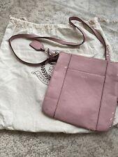 Ralph Lauren Crossbody Shoulder Bag  Pink Used