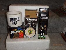 Pittsburgh Pirates SGA Lot Slinky Wall Clock Alarm Clock Backpack Cooler