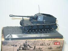 IXO ALTAYA 1:43, char DICKER MAX allemand   militaire ref: 17