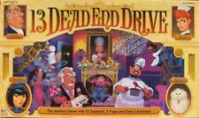 1313 Deadend Drive Board Game 12 Suspects 5 Traps & Only 1 Survivor 1993 MB