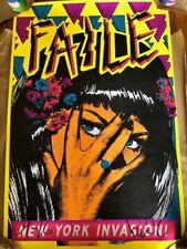 Faile - New York Invasion Signed Art Print