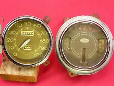 RARE:1938-9 Ford Flathead V8 Speedometer Working + Guages Not Tested Nice Cond.!